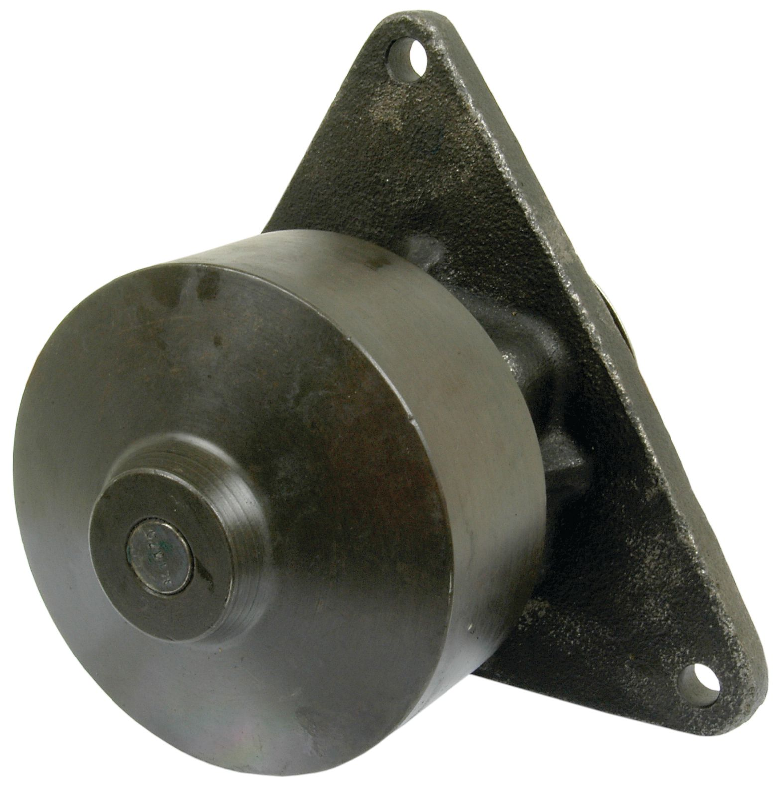 CASE WATER PUMP+PULLEY 57792