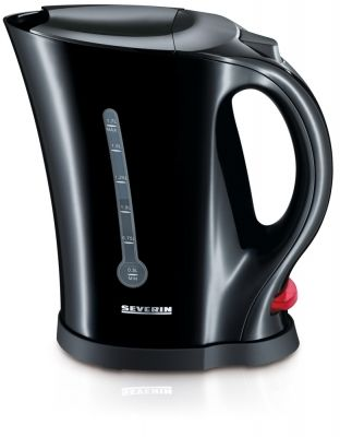 Severin WK3482 Jug Kettle Black 2200W WK3485
