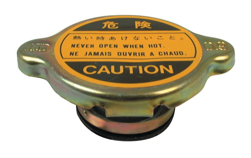 WHITE/OLIVER CAP-RADIATOR 63104