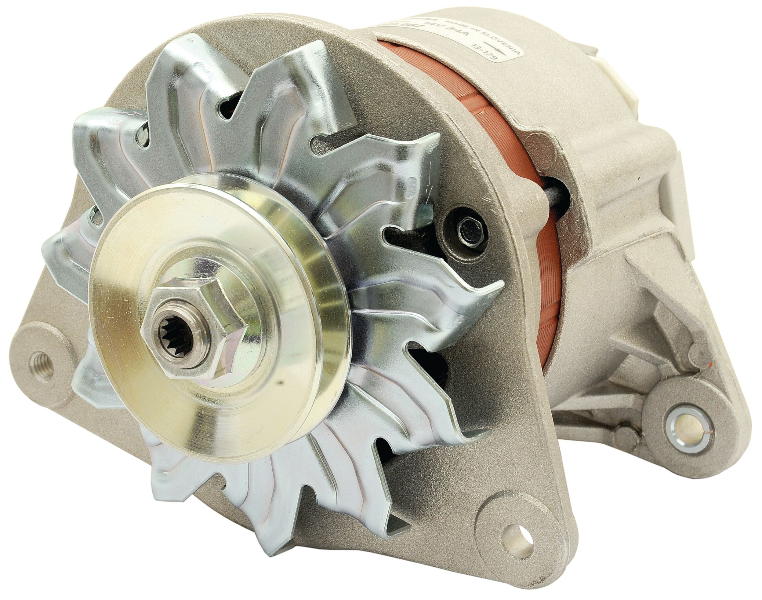 NUFFIELD ALTERNATOR (ISKRA) 359590