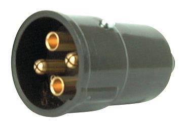 FORD NEW HOLLAND PLUG-4 PIN MALE-PLASTIC 56470