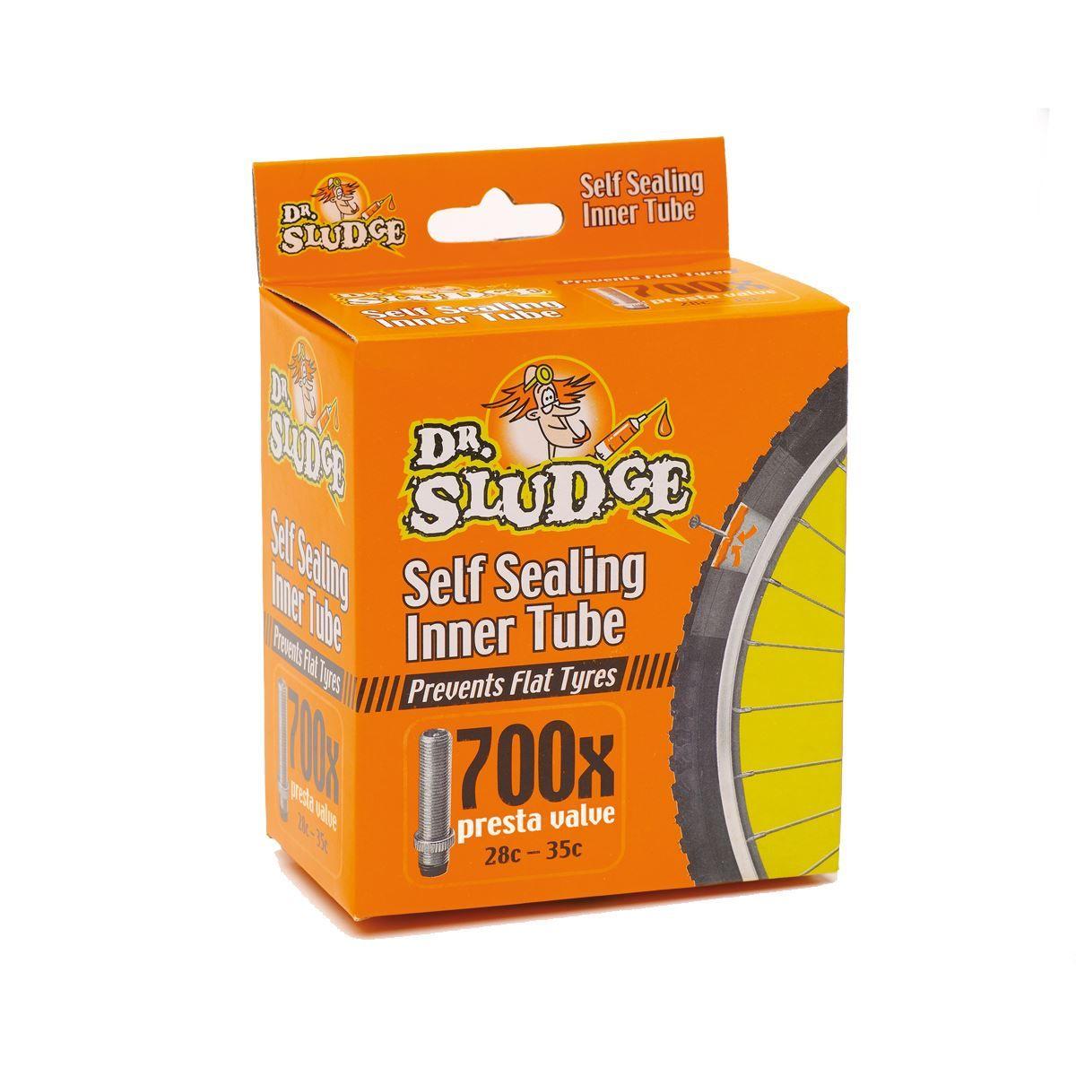 Weldtite Dr Sludge Inner Tube Sealent 700X 28-35C Presta: