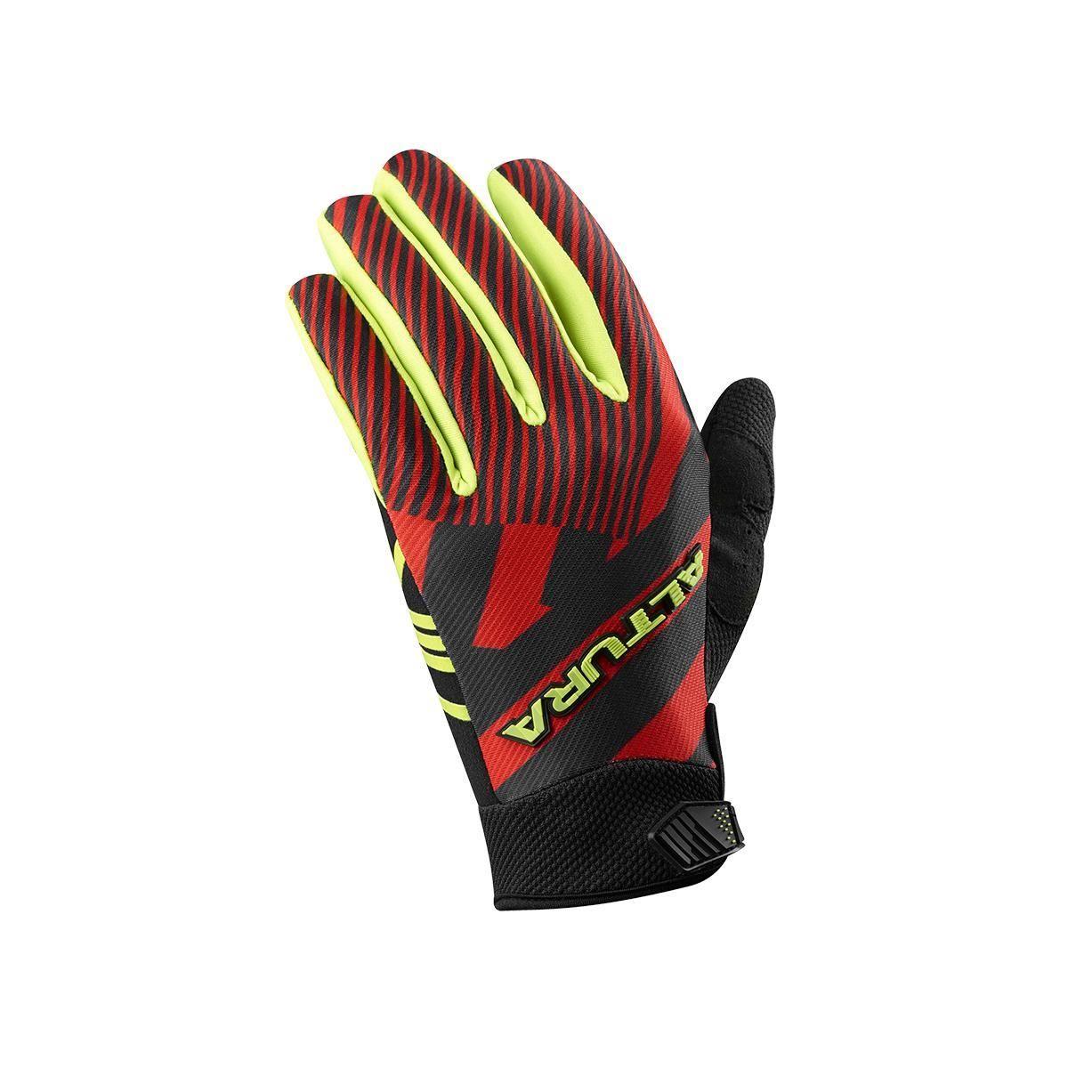 Altura Three 60 (360) G2 Gloves: Red/Black Xl