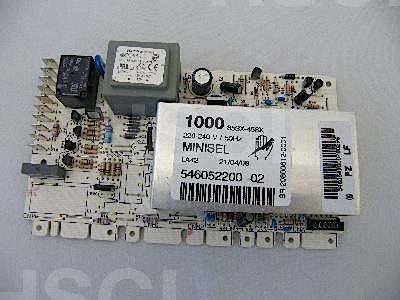 Module: WM: Servis SER546052200