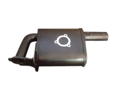 JCB EXHAUST + GASKET 331/52383 & 320/06036