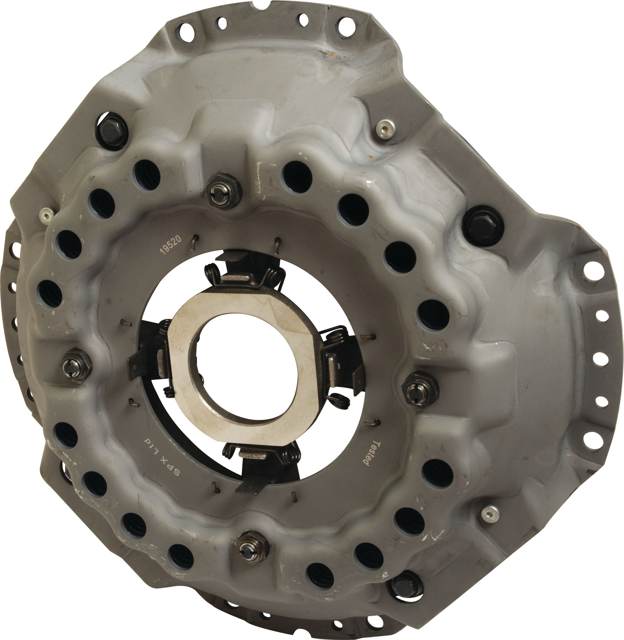 FORD NEW HOLLAND CLUTCH ASSEMBLY