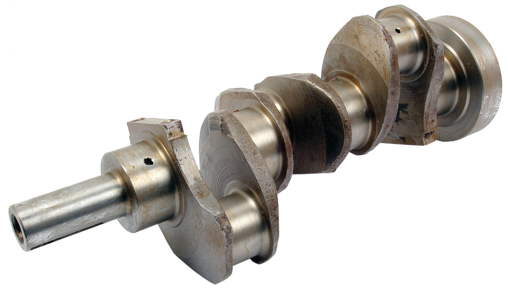 LEYLAND CRANKSHAFT-3.152 LIP C/W BRGS 40313