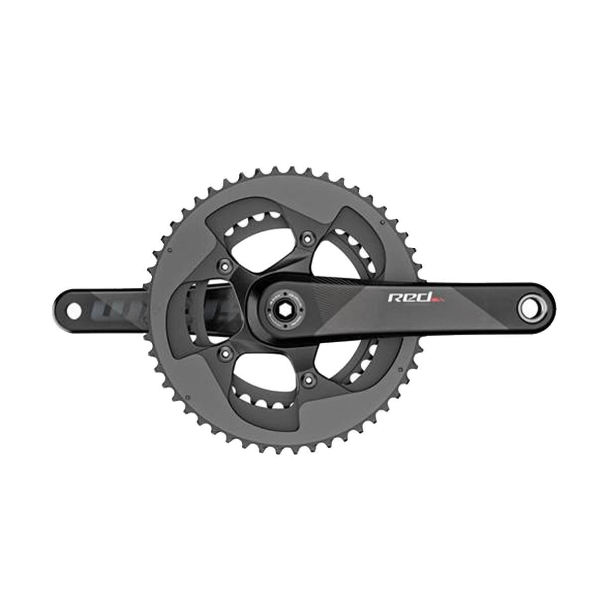 Sram Crank Set Red Exogram Bb386 172.5 53-39 Bearings Not Included:  172.5Mm