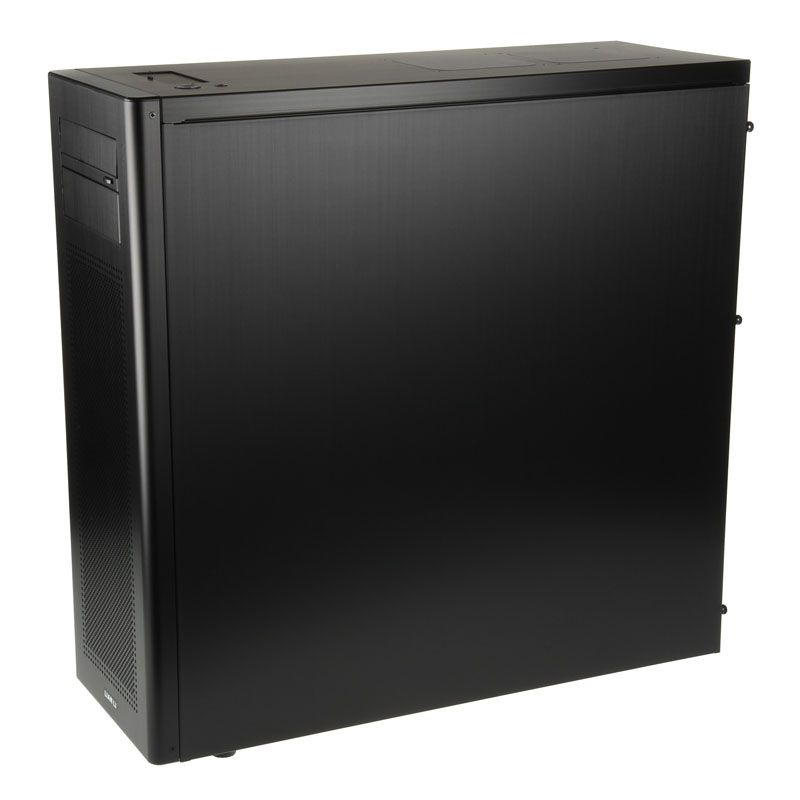 LIAN-LI PC-A75WX BIG-TOWER - BLACK / BLACK WINDOW
