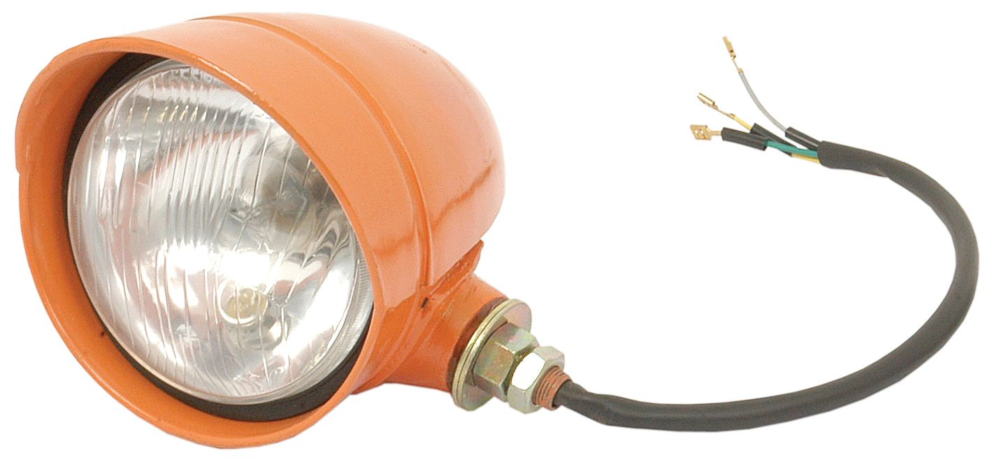 LONG TRACTOR HEADLAMP-RH 62416