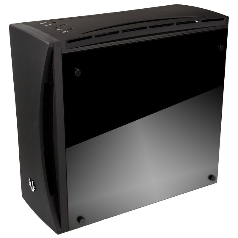 BITFENIX AURORA MIDI TOWER CASE - BLACK WINDOW BFC-ARA-300-KKWSK-RP
